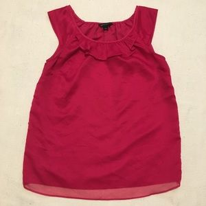 Banana Republic pink Sleeveless Top Womens S